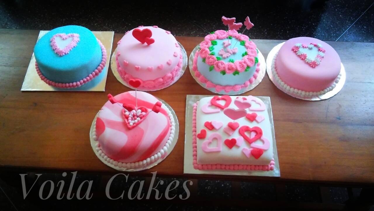 Voila Cakes | Info | weddingway.lk