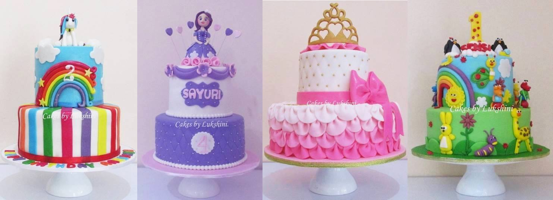 Cakes By Lukshini | Info | weddingway.lk