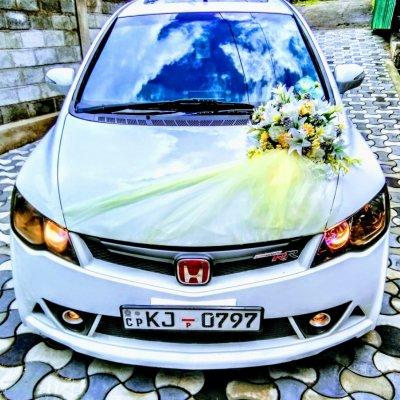 Kandy Wedding Wheels | Info | weddingway lk